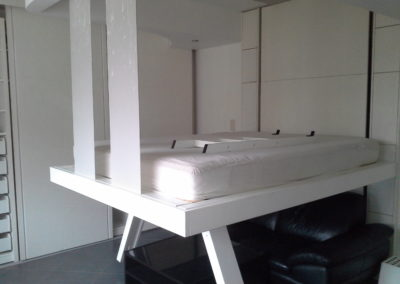Chambre dans studio rue de serbie