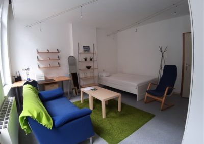 Studio rue Darchis TECUM