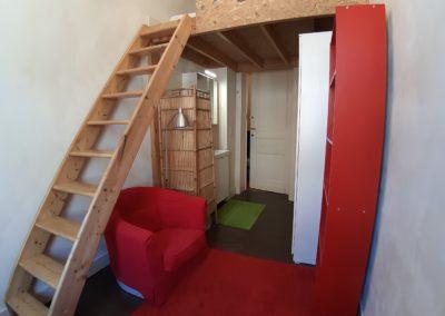kot dans résidence à Etterbeek